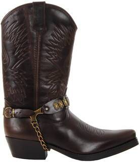 Kentucky`s Western Bootsit Kentucky`s Western 7080 ruskea