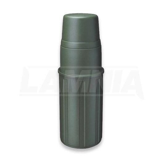 Isosteel X-line termospullo 1,0L, oliivinvihreä