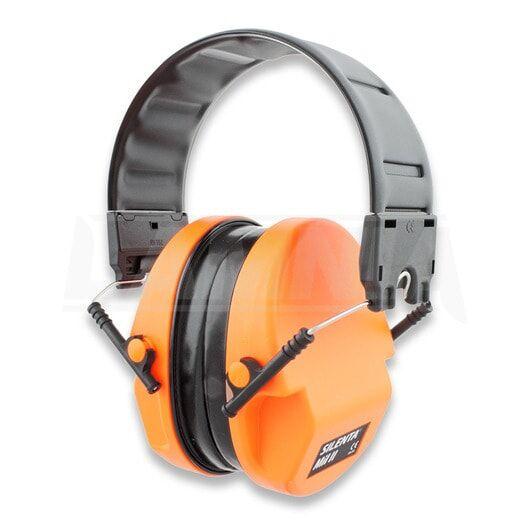Silenta MIL II passiivinen kuulosuojain, oranssi