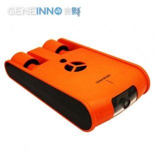 e-ville.com Geneinno Poseidon I ROV vedenalainen drone - Oranssi, Pro, 30m