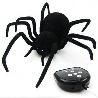 e-ville.com Radio-ohjattava hämähäkki