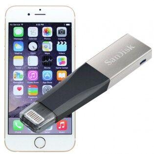 SanDisk iPhone -muistitikku 128GB