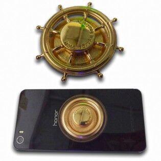 e-ville.com Ruori Fidget Spinner puhelimeen - Kulta