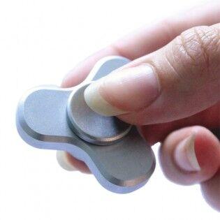 e-ville.com NanoSpin Charm Fidget Spinner