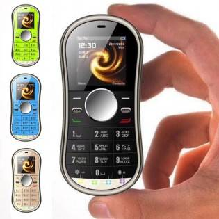 "e-ville.com Servo 1.33"" Fidget Spinner -puhelin  - Kulta"