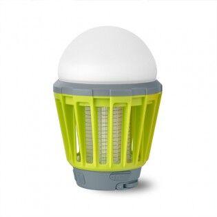 e-ville.com Langaton hyttysansa LED-lamppu - Musta