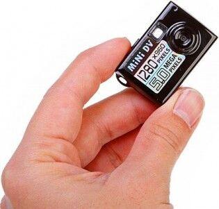 e-ville.com Mini DV-kamera - 8GB