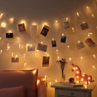 e-ville.com LED-valo klipsit -valosarja - 3m