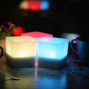 e-ville.com Revogi älykäs RGB LED-kynttilä
