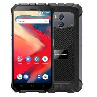 Ulefone Armor X2 vedenkestävä IP68 -puhelin - Harmaa