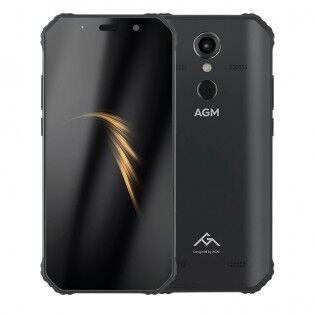 AGM A9 IP68 -älypuhelin JBL äänentoistolla - 3/32Gt