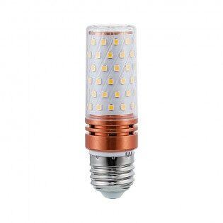 e-ville.com LED-tähkälamppu 16W E14/E27 - E27, Kylmä valo