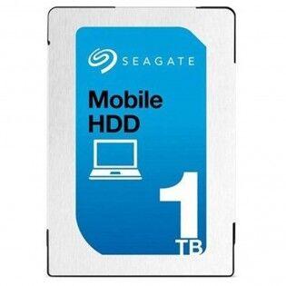 """e-ville.com Seagate 1TB Mobile 2.5"""" sisäinen SATA III kiintolevy"""