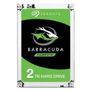 """e-ville.com Seagate 2TB Guardian BarraCuda 2.5"""" sisäinen SATA III kiintolevy"""