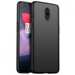 e-ville.com OnePlus 6T suojakuori - Musta