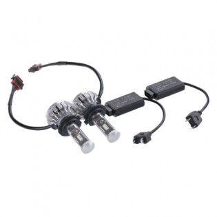 e-ville.com Auton CBI LED-polttimot ajovaloihin 35W 8-48V - H3