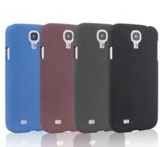 e-ville.com Samsung Galaxy S4 suojakuori, 3 eri pintavaihtoehtoa