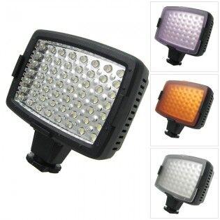 e-ville.com CN-LUX560 Kameran LED-valaisin