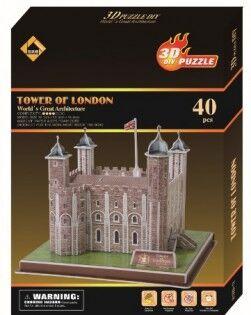 e-ville.com Tower of London 3D palapeli
