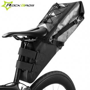e-ville.com RockBros Tail vesitiivis pyörälaukku 8-10L