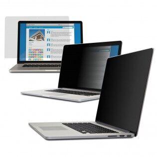 """e-ville.com MacBook / MacBook Pro näytön tietoturvasuoja - MacBook Pro 15"""" uusi touchbar 345x224mm"""