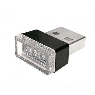 e-ville.com USB LED tunnelmavalo
