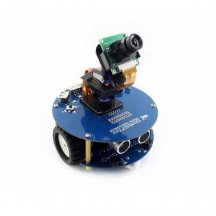 e-ville.com AlphaBot2-robotin rakennussarja Raspberry Pi Zero WH tietokoneelle