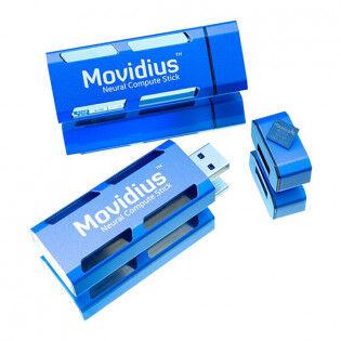 e-ville.com Intel Movidius neuroverkkotikku