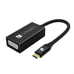 iVANKY USB Type-C to VGA adapteri