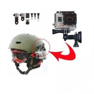 e-ville.com GoPro kamerajalusta kypärään