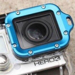 e-ville.com GoPro HD Hero3 -linssinreunus - Punainen