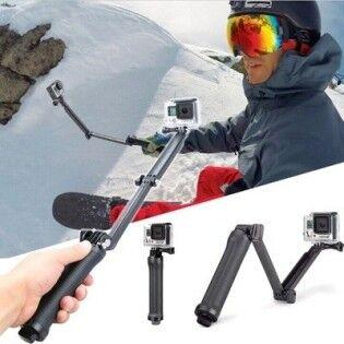 e-ville.com GoPro 3 in 1 taittovarsi