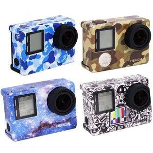 e-ville.com GoPro 4 action-kameran koristetarra - Maastokuvio