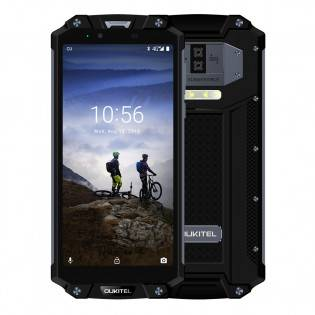 Oukitel WP2 IP68-puhelin - Musta