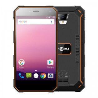 Nomu S10 veden- ja iskunkestävä IP68 puhelin - Musta