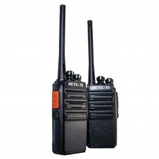 Retevis RT24 lupavapaa PMR radiopuhelin 2kpl