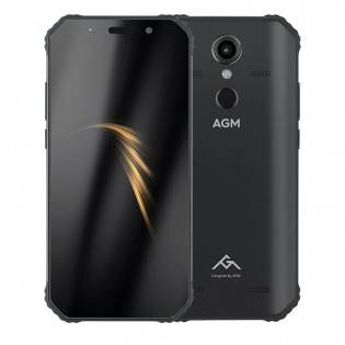 AGM A9 IP68 -älypuhelin JBL äänentoistolla - 4/64Gt
