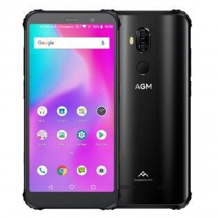 AGM X3 vedenkestävä IP68-älypuhelin - 8/128Gt