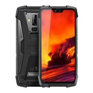 Blackview BV9700 Pro IP68-älypuhelin - Musta, Kyllä