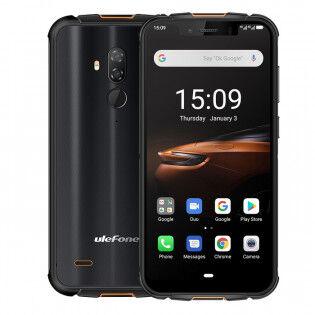 Ulefone Armor 5S IP68 -älypuhelin - Musta