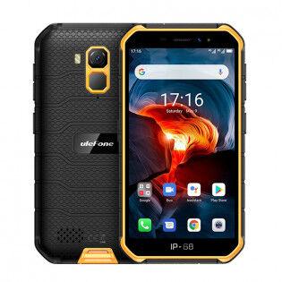 Ulefone Armor X7 Pro pieni IP68 älypuhelin - Musta