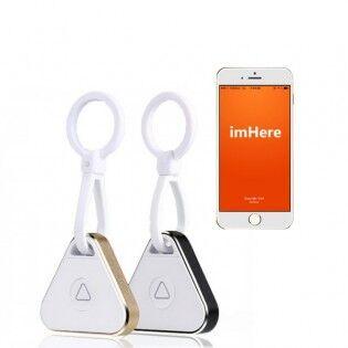 e-ville.com Kännykän hälytin - Bluetooth yhteensopiva - Kulta