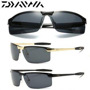 e-ville.com DAIWA polarisoidut aurinkolasit - Musta