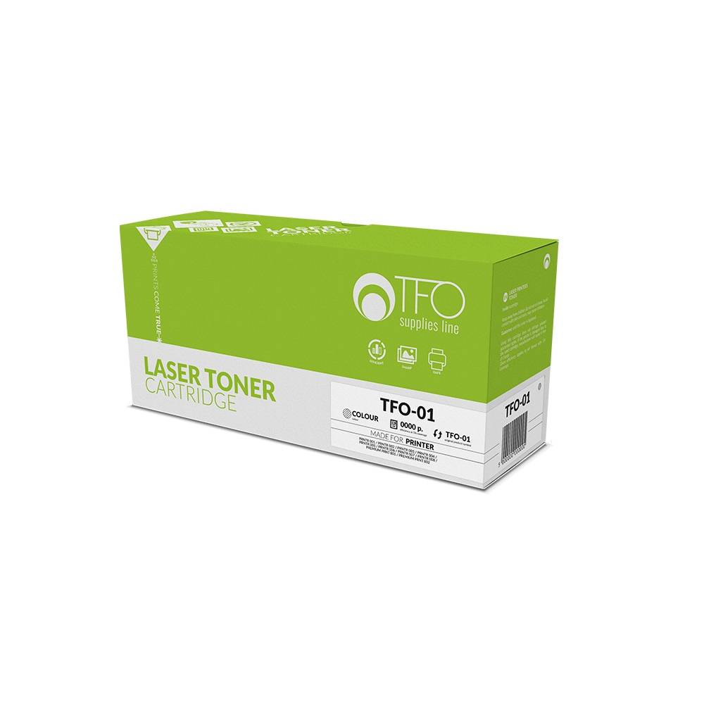 TFO Supplies Laservärikasetti TFO X-3200XL Xerox 113R00730 3K - Musta