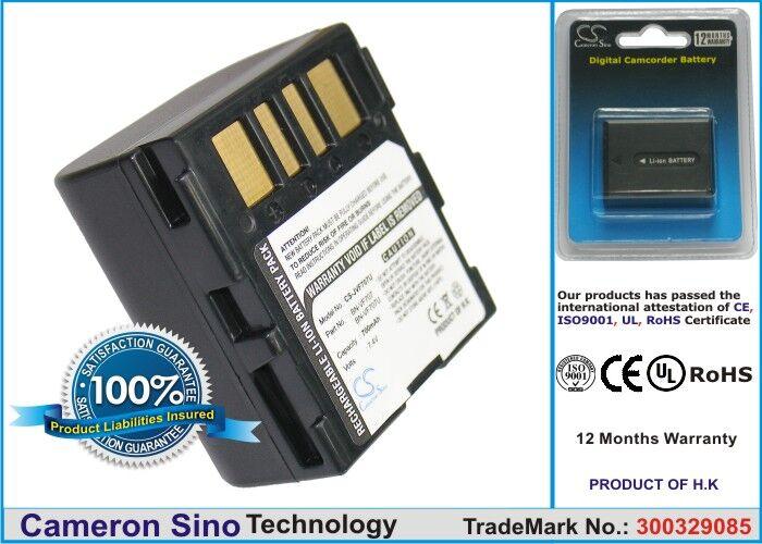 Cameron Sino JVC BN-VF707  BN-VF707U  BN-VF707US  LY34647-002B  yhteensopiva akku 700 mAh