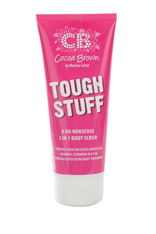 Cocoa Brown Tough Stuff 3 in 1 Body Scrub 200ml