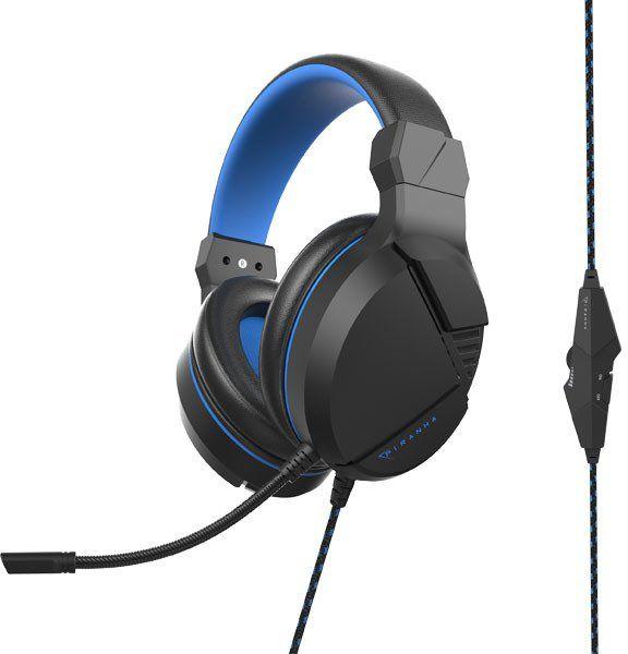 Piranha HP40 Gaming Headset -pelikuulokkeet PS4