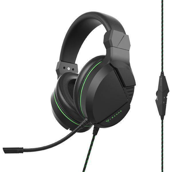 Piranha HX40 Gaming Headset -pelikuulokkeet Xbox One