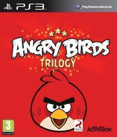 Angry Birds Trilogy PS3 (Käytetty)