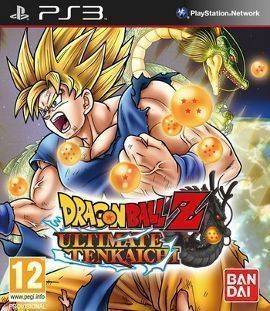 Dragon Ball Z: Ultimate Tenkaichi PS3 (Käytetty)